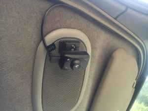 ドラレコ車内カメラ